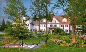 Up to 61% Off at The Essex Resort & Spa in Essex Junction, VT for $399.00 - Culinary Resort Nestled in Vermont Countryside, The Essex Resort & Spa's grounds sprawl across 18 forested acres. At most resorts, the picturesque setting would be its main draw, but this resort also features a culinary school that teaches guests to craft French haute cuisine and exquisite appetizers, while an onsite spa soothes fingers cramped after days of rolling sushi.