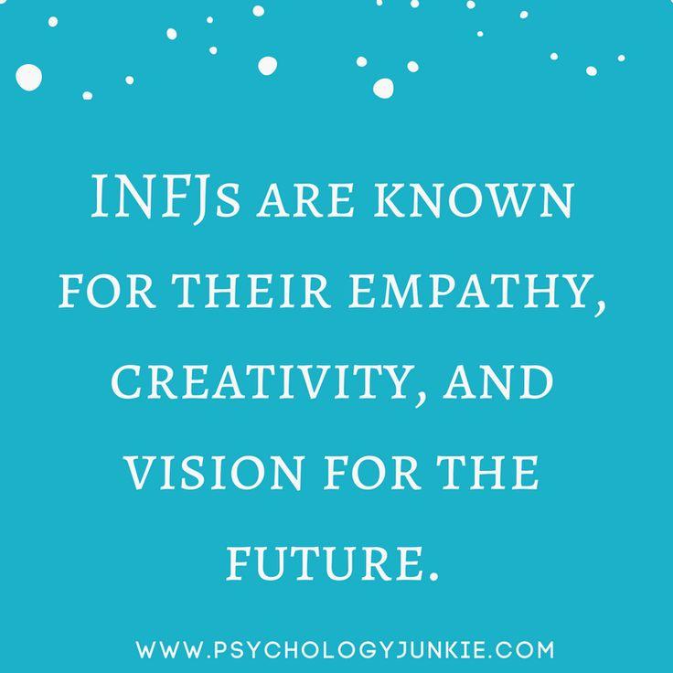 Find dozens of #INFJ articles at www.psychologyjunkie.com