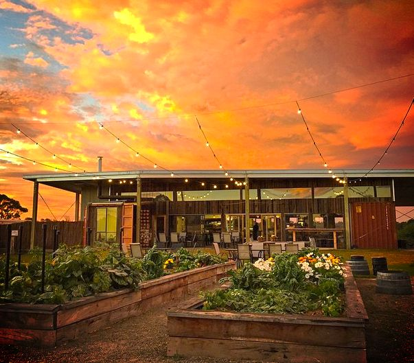The Farmers Place at Sunset.....just beautiful
