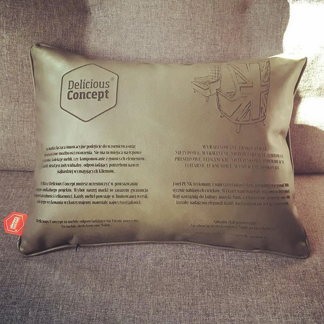 Information pillow :) #deliciousconcept #delicious_concept #design #designer #interior #interiors #international #interiordesign #interiordesigner #architect #architecture #architectureofinteriors #furniture #furnituredecor #furnituredesign #furnitureforsale #furnituredesigner #pillow #decorations #andrew #andrewdesigner #poduszka #dekoracje #armchairpunk #warsaw #warsawdesign #polishdesign #polishdesigner