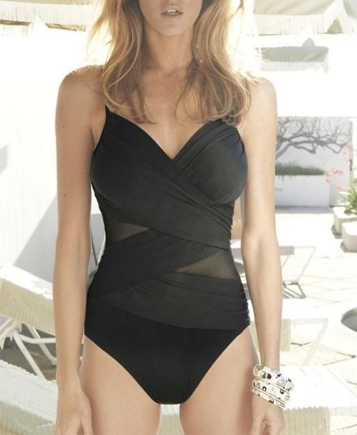 This swimsuit makes us think of  Grecian Goddesses | Miraclesuit