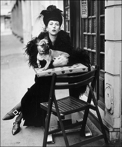 Isabella Blow (19 November 1958 – 7 May 2007) was an English magazine editor. The muse of hat designer Philip Treacy, she is credited with discovering the models Stella Tennant and Sophie Dahl as well as the fashion designer Alexander McQueen.