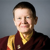 """""""Many people tell me that they cannot think of even one person to love during heart-centered meditation. What I say is: What if you could open to that frustration, just for a moment, to discover not just where love is free flowing … but where it's not? That is how we all begin to uncover the soft spot within."""" —Pema Chödrön"""