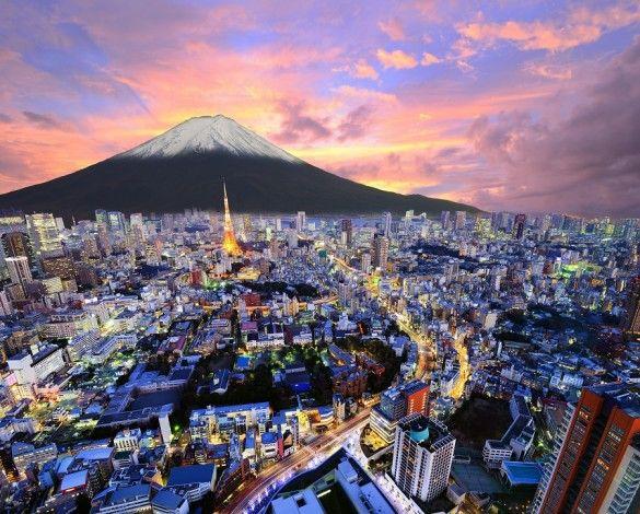 Colourful Tokyo