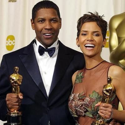 The 2001 Oscars were a banner year for black actors. Halle Berry became the first black woman to win the Academy Award for best actress and Denzel Washington received a long-overdue best actor award, making him the second black actor.