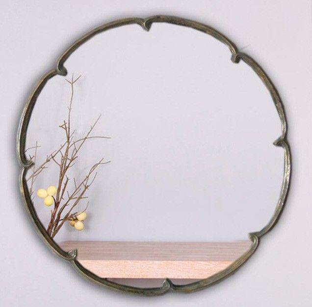 FRENCH MAID MIRROR  II FUDA MIRRORS #exhibitinteriors #greece #italy #mirror #moderninteriors #lifeinstyle