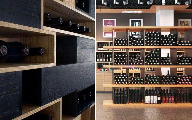 Decofilia blog decoraci n y dise o de vinotecas vinoteca pinterest blog y interiores - Como montar una vinoteca ...