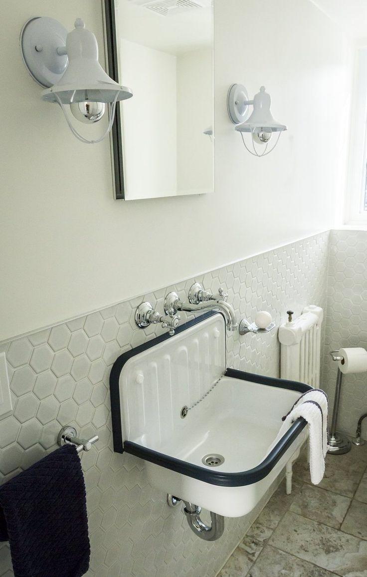 Vintage bathroom sinks - Cynthia S Sunny Accents House Tour Vintage Bathroom Sinksbathroom