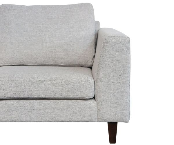 SANTA BARBARA 3 Seat Sofa   Wearing Jake Silverstreak U2013 Stacks Furniture  Store