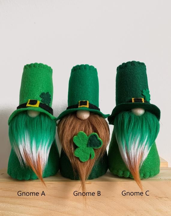 Kobold Costume Irlande Gnom Lutin Costume Set