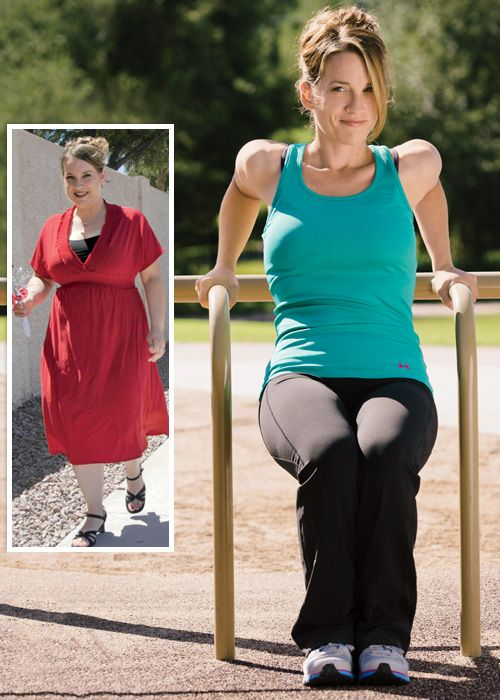"Weight Loss Success Stories - At 5'3"", Katrina went from 220 to 135 - That is EXACTLY my goal!"