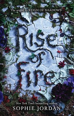 Cover Reveal: Rise of Fire by Sophie Jordan - On sale February 7, 2017! #CoverReveal