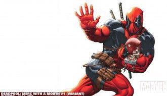 Deadpool Game Comic Wallpaper