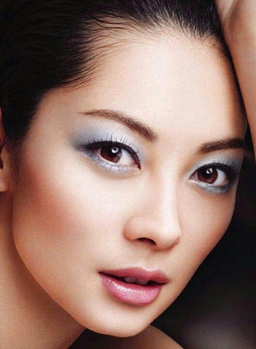 Asian nose makeup