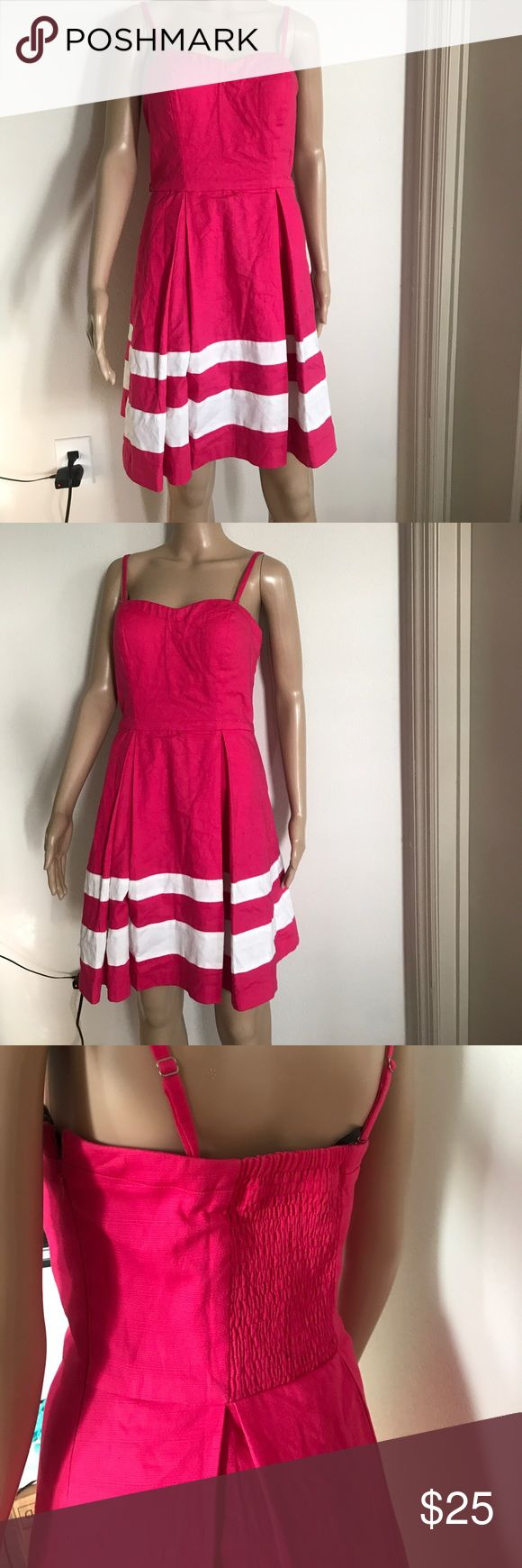 Guess dress size 8 Brand new guess dress size 8.removable straps side zipper elastic back padded bra Guess Dresses Midi