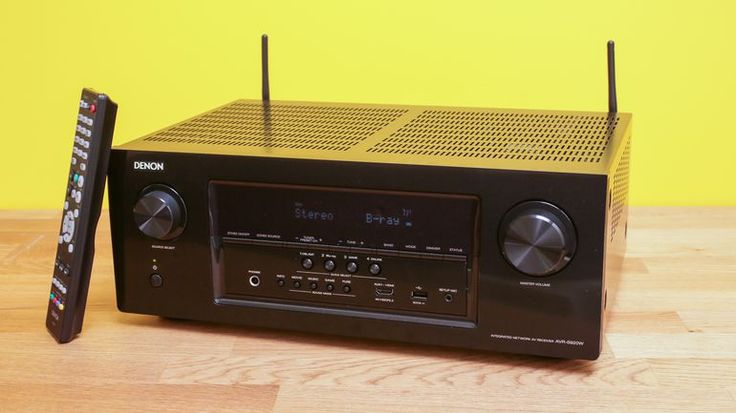Denon AVR-S920W review - CNET