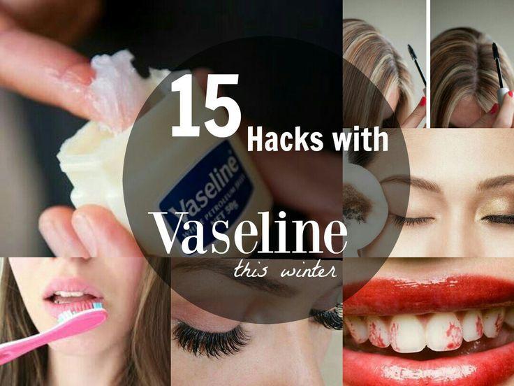 life saver - vaseline beauty hacks  #winterhacks #winterdiy #vaselinehacks #vaselineuses #clearskin #eyelashgrowth #beautydiy #beautytips #allnatural