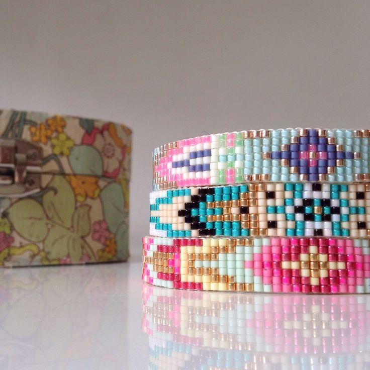 Petits bracelets Miyuki
