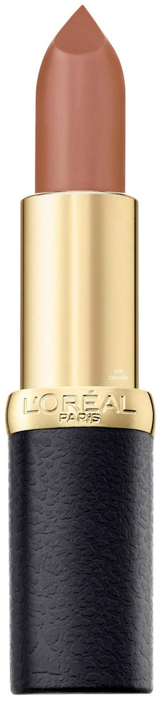 L'Oréal Paris Color Riche Matte - 634 Greige Perfecto