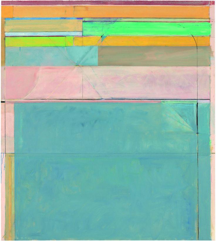 Richard Diebenkorn: Ocean Park Series
