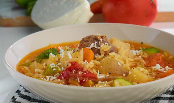 Χειμωνιάτικη σούπα