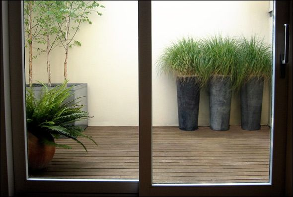 contemporary solutions for your London roof terrace