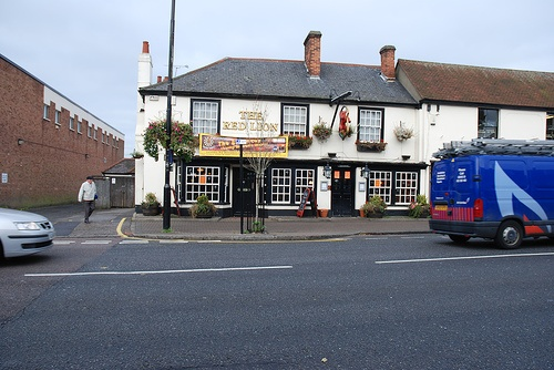 The Red Lion. Oldest pub in Billericay