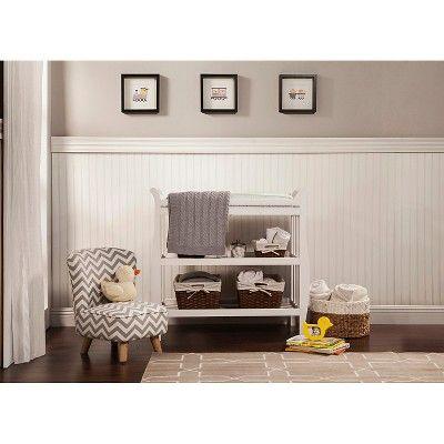 Babyletto Pop Mini Chair - Chevron Gray