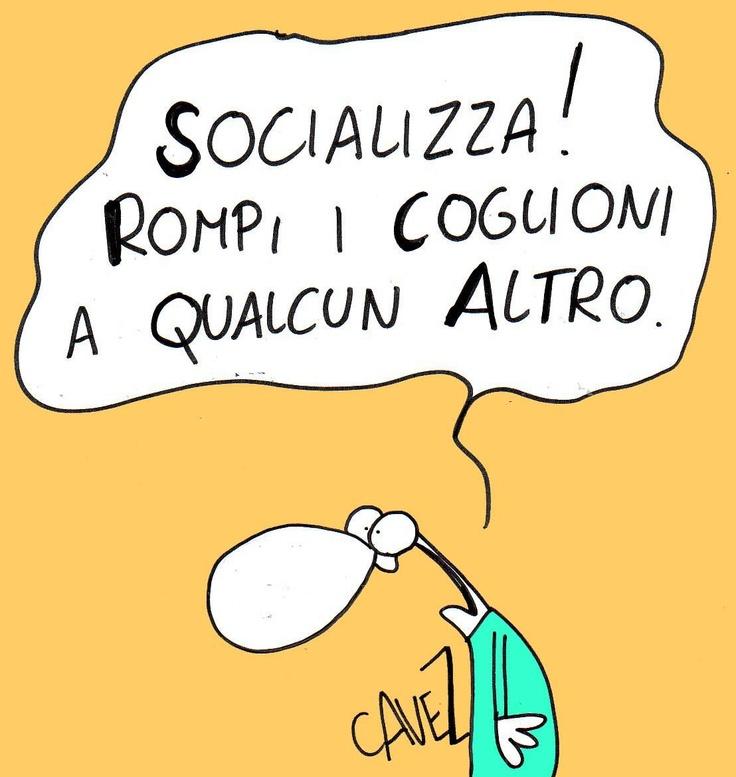 Socializza!