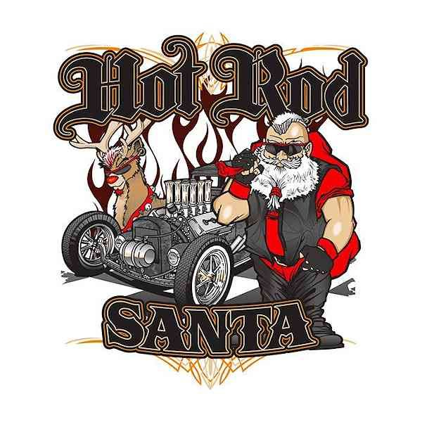 Holiday Hot Rods And Pin Up Girls Holidays Hot Rods And
