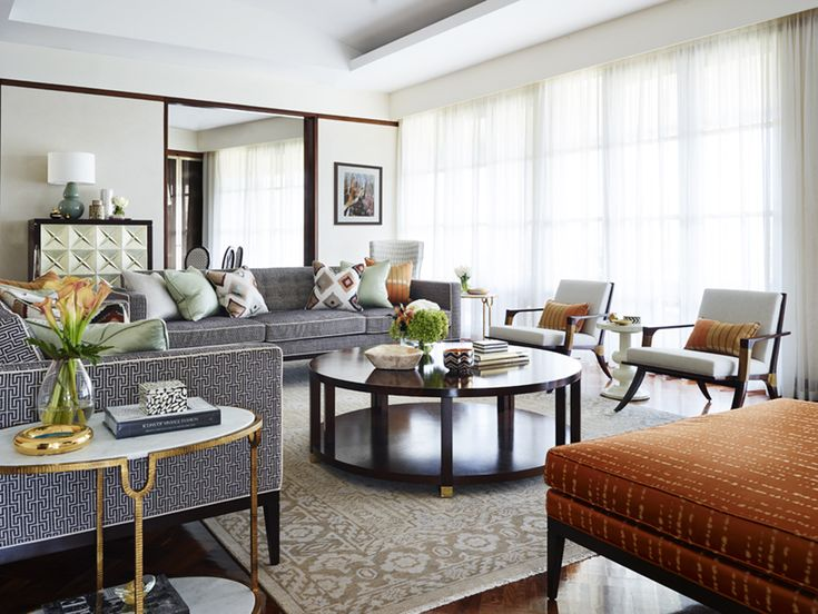 407 best Living Room Decor images on Pinterest Contemporary living