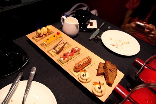 Olivia's choice: Afternoon tea at Le Salon de Thé de Joël Robuchon - Hong Kong