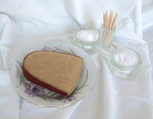 Chleba - půl krajíce