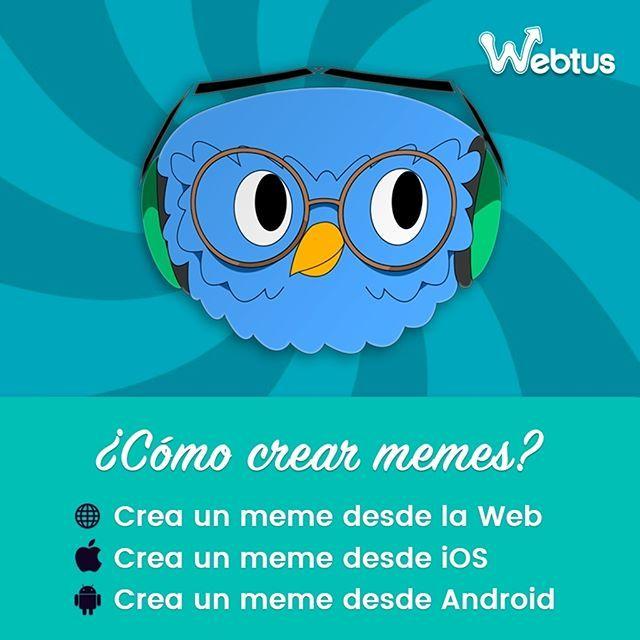 Cómo crear memes?  Crear #Memes puede resultar muy divertido por eso le diremos algunas de las mejores apps para crear memes rápido y fácilmente desde cualquier lugar  . . . - Crea un meme desde la Web: Imgur es el mejor sitio para compartir imágenes virales en la web y fue creado prácticamente como un alojador de fotos y GIFs para subir a Reddit. - Crea un meme desde iOS: Nuevamente Imgur es la mejor opción con un diseño limpio y decente perfecto para crear memes desde la comodidad de tu…