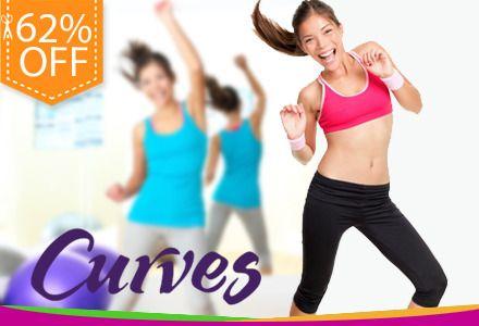 ¡Paga $15 en lugar de $39.99 por Programa de Control de Peso + Clases de Zumba + Clases de Baile Moderno con Entrenador Personal + Entrenamiento de 30 minutos por un mes en Curves Miramonte!