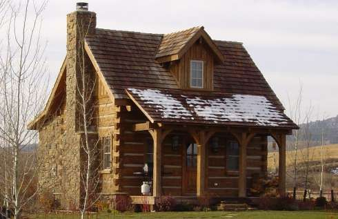 Best 25 small log cabin plans ideas only on pinterest for Adirondack cabin builders