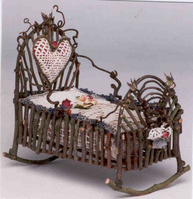 Fairy baby Bed