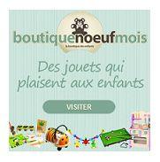 La Boutique Noeuf Mois vous gâte pour noël [concours] - Gena's World