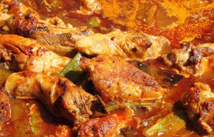 Pui creol | Retete culinare - Romanesti si din Bucataria internationala