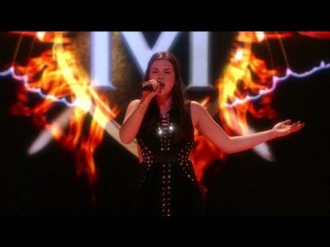 Maan – Warrior (The voice of Holland 2015 | Liveshow 1) - YouTube