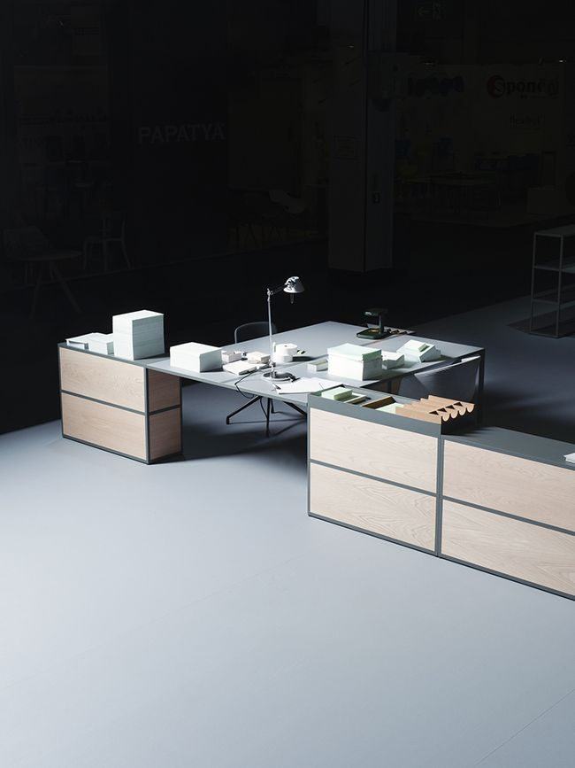 HAY - NEW ORDER with Jonathan Mauloubier Object: New Order by Stefan Diez Office Location: Orgatec 2014 / Cologne Client: Hay