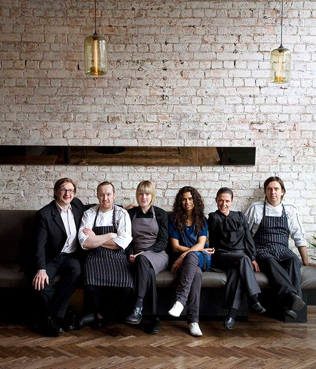 Australian Gourmet Traveller restaurant review for Cutler & Co in Fitzroy, Melbourne.