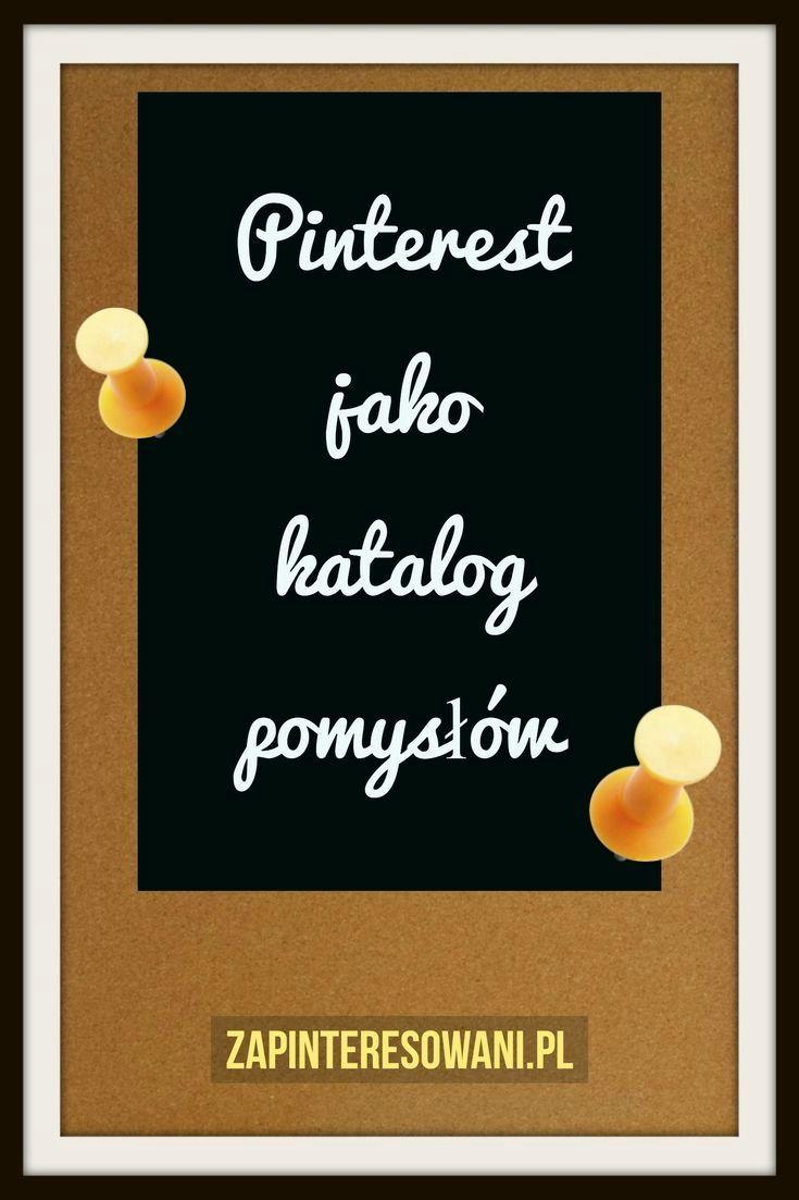Pinterest to światowy katalog pomysłów, którymi można się inspirować. W tym artykule znajdziesz informacje i inspiracje. Przeczytaj!