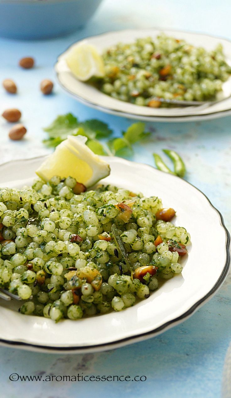 Sabudana (tapioca pearls ) khichdi is a popular Maharastrian breakfast snack. Soaked and drained tapioca is tempered with cumin seeds, curry leaves and green chillies. Tapioca is also consumed in t…