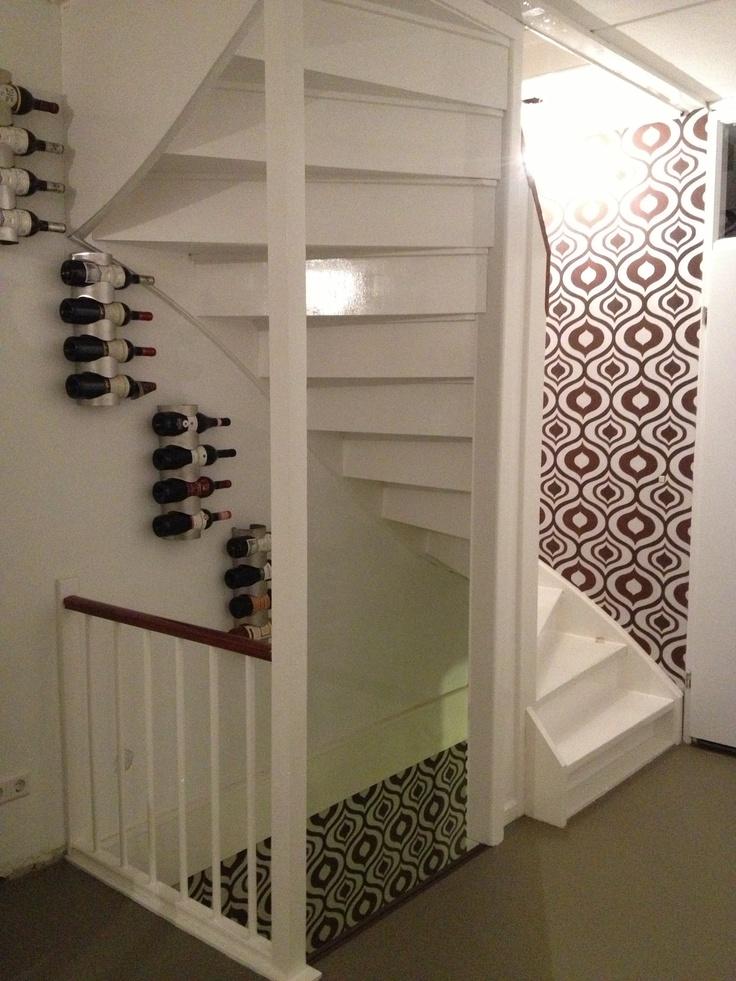 17 beste afbeeldingen over interieur idee n op pinterest verwarmingshoezen huiskamers en - Behang voor trappenhuis ...