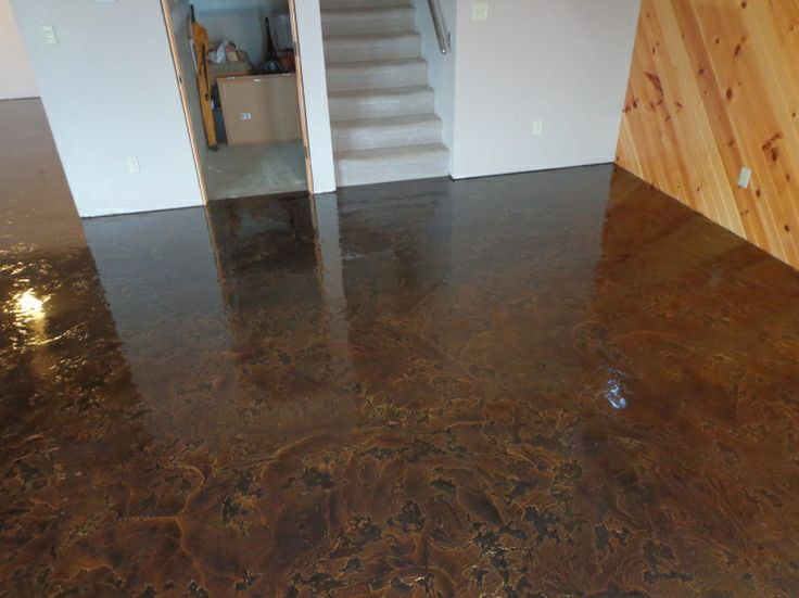 193 best FLOORS images on Pinterest Decorative concrete Stained