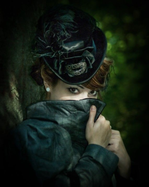 Victorian Top Hat: Books Covers, Goth Girls, Fashion Glamour, Victorian Tops, Beautiful, Art, Victorian Hats, Winter Outfits, Tops Hats