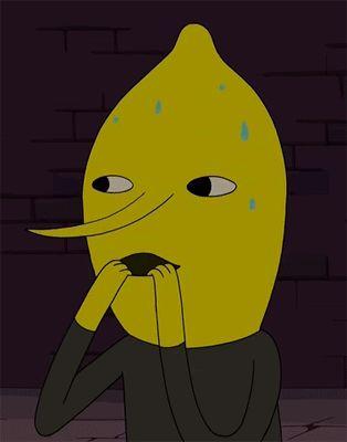 This Lemongrab GIF