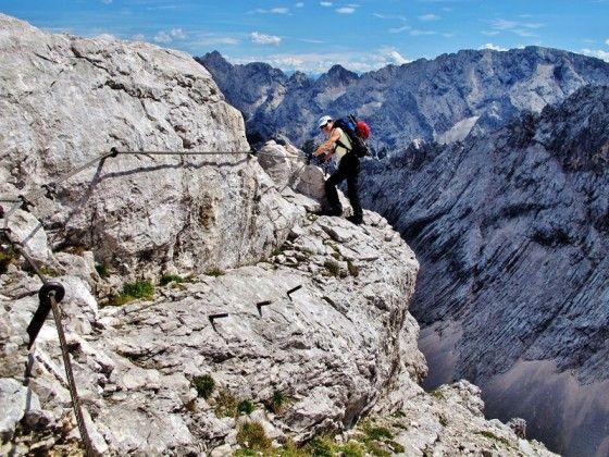 Klettersteig Bavaria : Best reiseziele images bavaria beautiful places