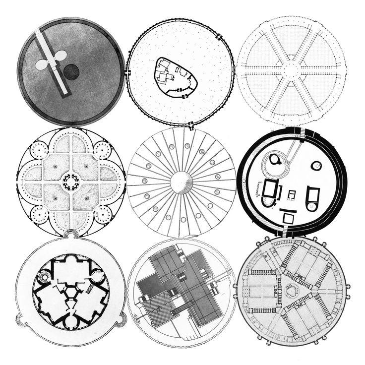 archiveofaffinities:    PLAN OF NINE CIRCLES